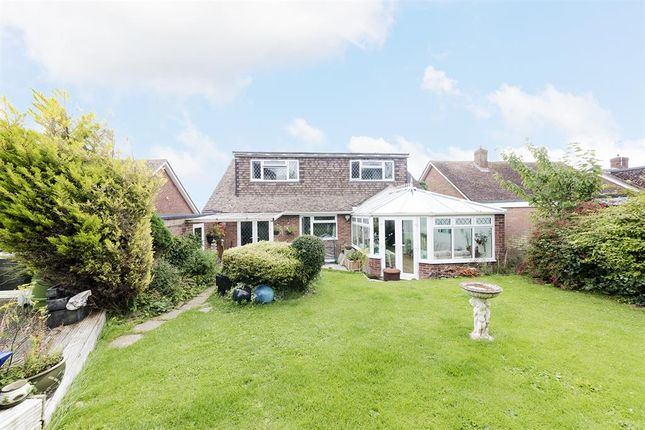 Thumbnail Detached house for sale in Heyshott Close, North Lancing, West Sussex