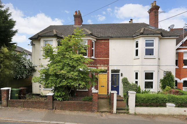 Thumbnail Terraced house for sale in Currie Road, Tunbridge Wells