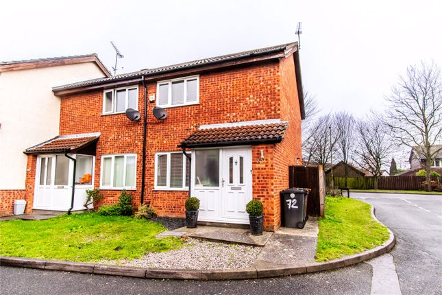 Thumbnail End terrace house for sale in Goodwin Stile, Thorley, Bishop's Stortford