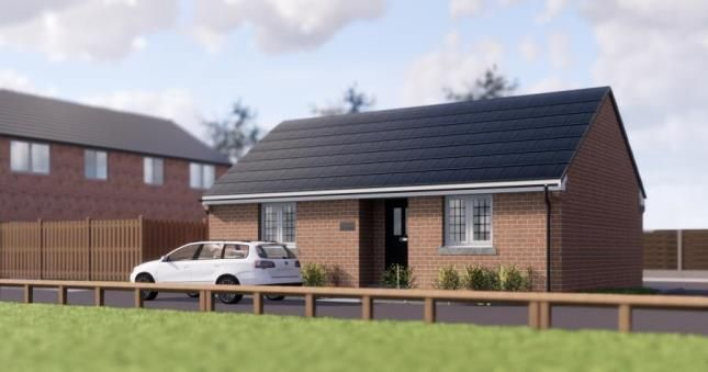 Thumbnail Bungalow for sale in Mayfield Gardens, Mayfield Close, Chaddesden, Derby