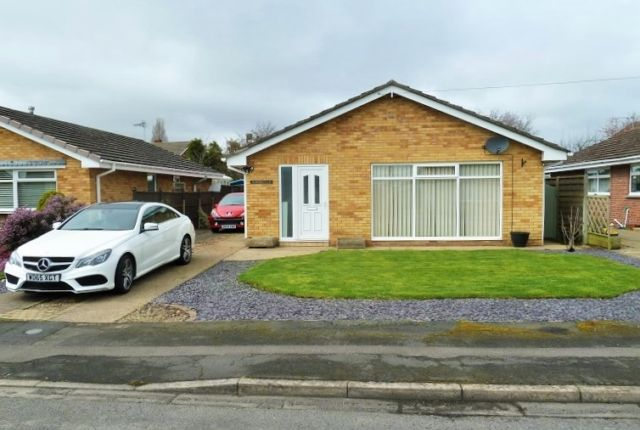 Thumbnail Bungalow to rent in Christopher Close, Louth
