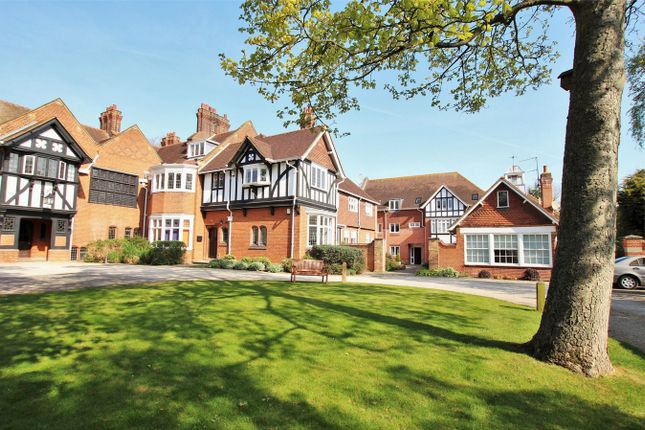 Thumbnail Flat for sale in The Limes, Sanders Drive, Lexden, Colchester, Essex