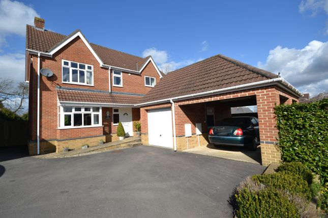 Thumbnail Detached house for sale in Woodland Avenue, Dursley