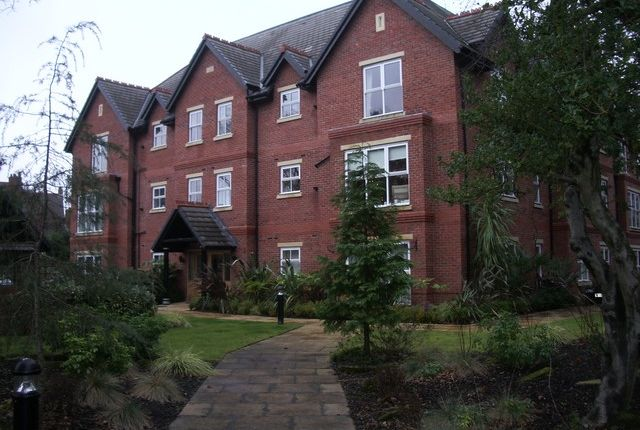 Thumbnail Flat to rent in Braemar House, 33 Bidston Road, Oxton, Wirral