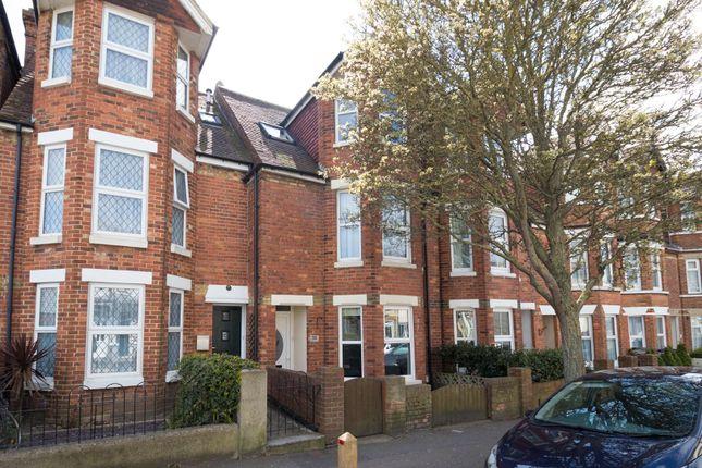 4 bed terraced house for sale in Warren Road, Folkestone CT19