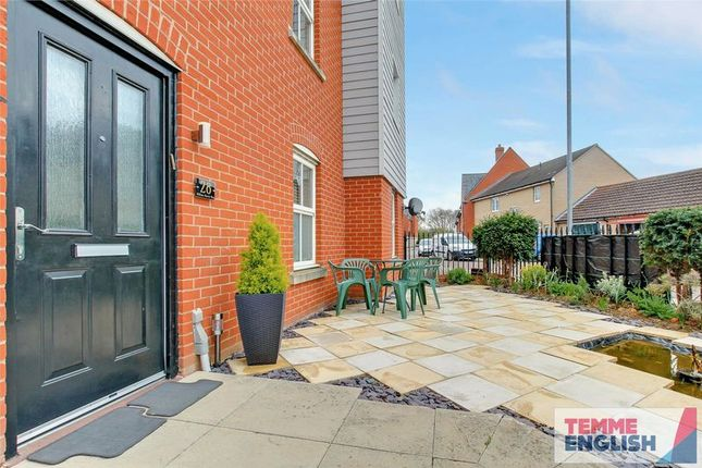 Thumbnail Maisonette for sale in William Harris Way, Colchester