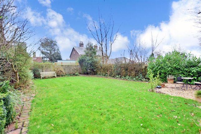 Rear Garden of Palehouse Common, Uckfield, East Sussex TN22