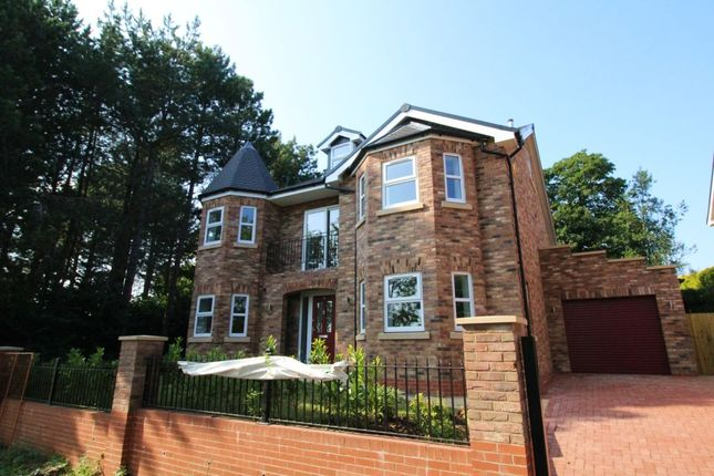 Thumbnail Detached house for sale in Lakeside, Astbury, Congleton