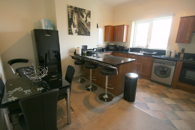 Thumbnail Maisonette to rent in Wells Road, Knowle, Bristol
