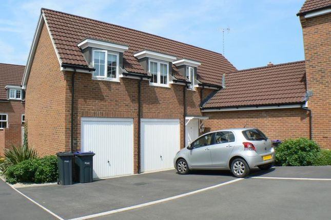 Thumbnail Link-detached house to rent in Red Lodge Close, Royal Wootton Bassett