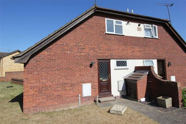 Thumbnail Semi-detached bungalow to rent in Tollesbury Close, Wickford, Essex