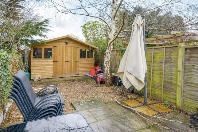 Garden of Radlett Road, Frogmore, St. Albans, Hertfordshire AL2