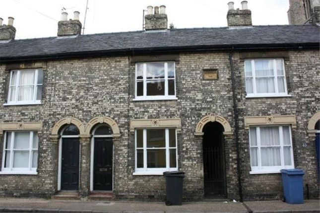 Thumbnail Terraced house to rent in Church Street, Sudbury