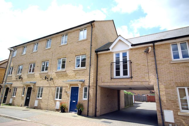 Thumbnail Terraced house for sale in Mortimer Gardens, Colchester