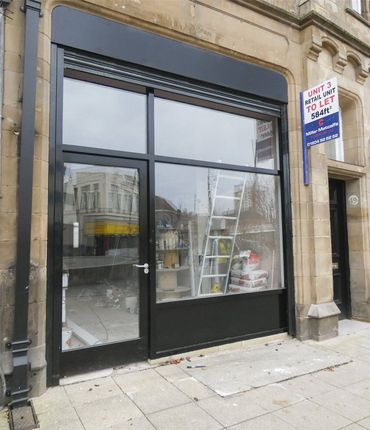 Retail premises to let in Unit 3 Church Street, Eccles, Manchester