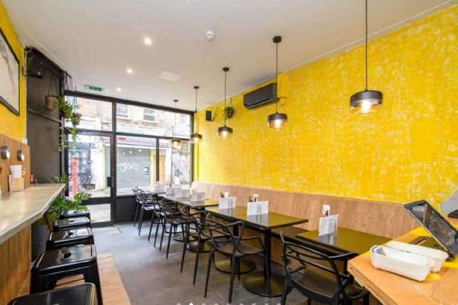 Thumbnail Restaurant/cafe to let in Brick Lane, London, Spitalfields