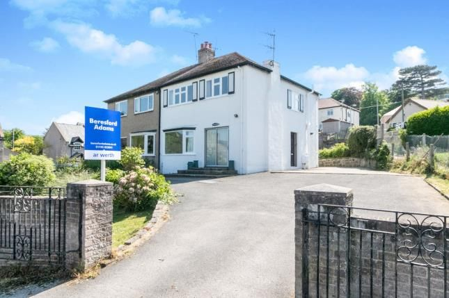 Thumbnail Semi-detached house for sale in Abergele Road, Llanddulas, Abergele, Conwy