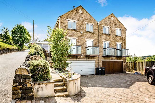 Thumbnail Semi-detached house for sale in Boggart Lane, Sowerby Bridge