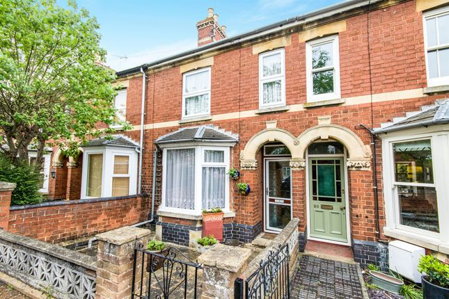 Thumbnail Terraced house for sale in Kings Road, Stamford