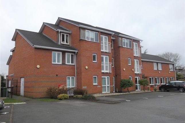 Thumbnail Flat for sale in Henbury Court, Kiln Lane, Eccleston, St. Helens
