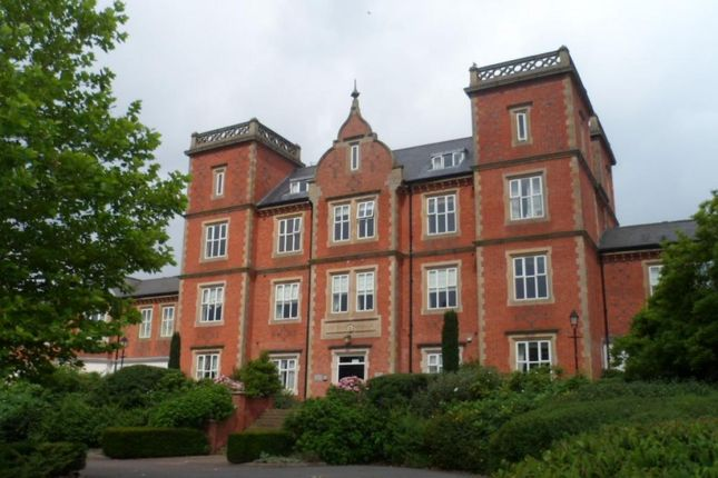 Thumbnail 2 bed flat to rent in 2 Bedroom Apartment, Duesbury Court, Mickleover