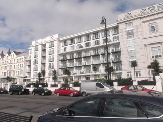 Thumbnail Flat to rent in Spectrum Apts, Central Promenade, Douglas