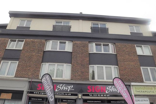 Thumbnail Flat to rent in Walberant Buildings, Copnor Road, Hilsea