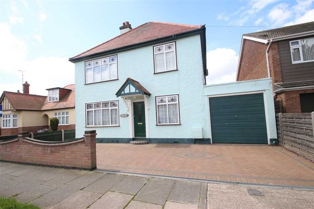 Thumbnail Detached house for sale in Queensway, Holland-On-Sea, Clacton-On-Sea