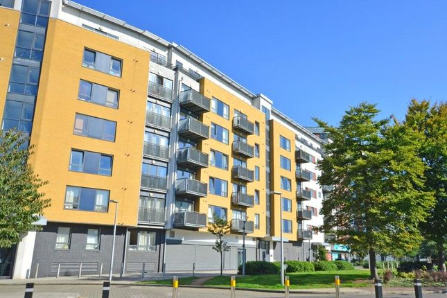 Exterior of Tarves Way, Greenwich, London SE10
