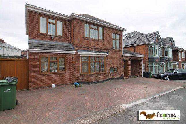 Thumbnail Detached house for sale in St. Marks Road, Dudley