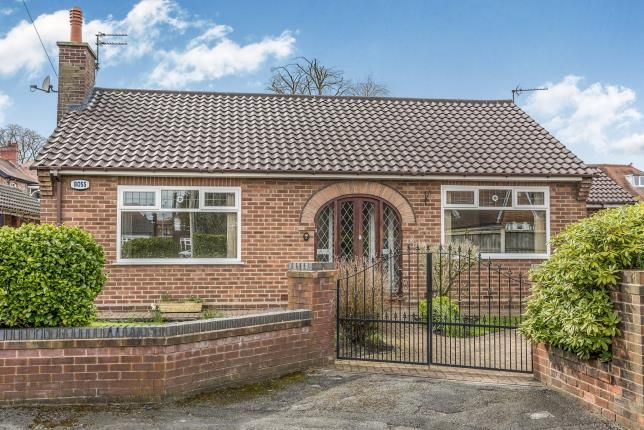 2 bed bungalow for sale in Tudor Close, Grappenhall, Warrington, Cheshire