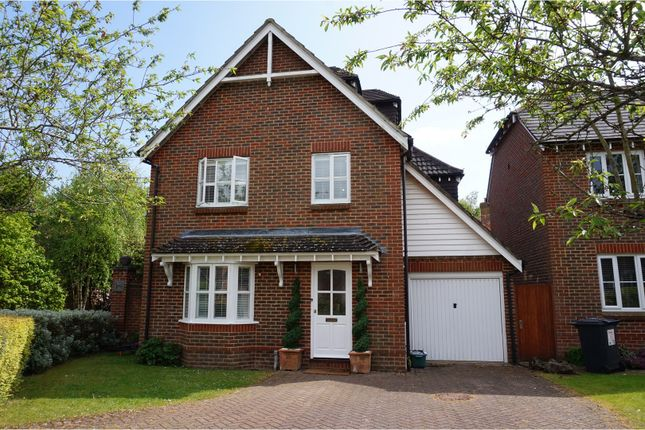 Thumbnail Detached house for sale in Goldings Close, West Malling