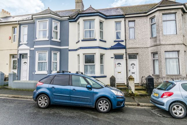 Thumbnail Terraced house for sale in Wolseley Road, St Budeaux, Plymouth