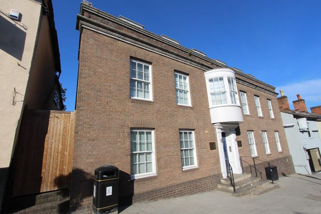 Thumbnail Flat for sale in Oriel House, North Hill, Colchester