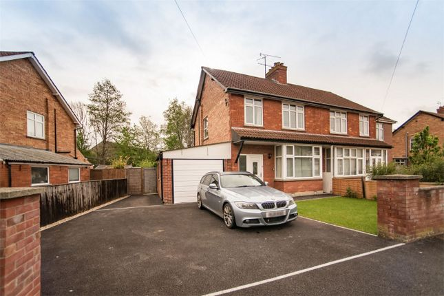 Thumbnail Semi-detached house for sale in Westleigh Road, Taunton, Somerset