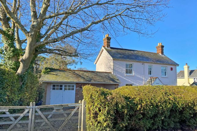 Thumbnail Detached house for sale in Southfield Lane, Burley, Ringwood