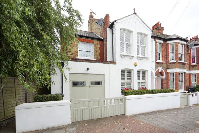 Thumbnail End terrace house for sale in Scholars Road, Balham, London
