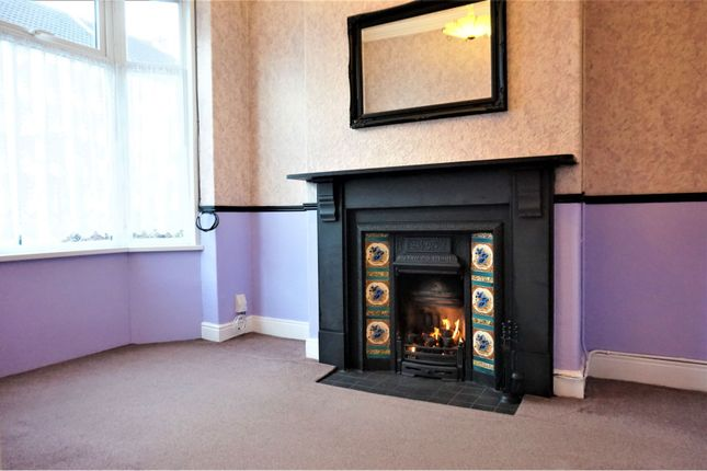 Living Room of Selbourne Street, Middlesbrough TS1