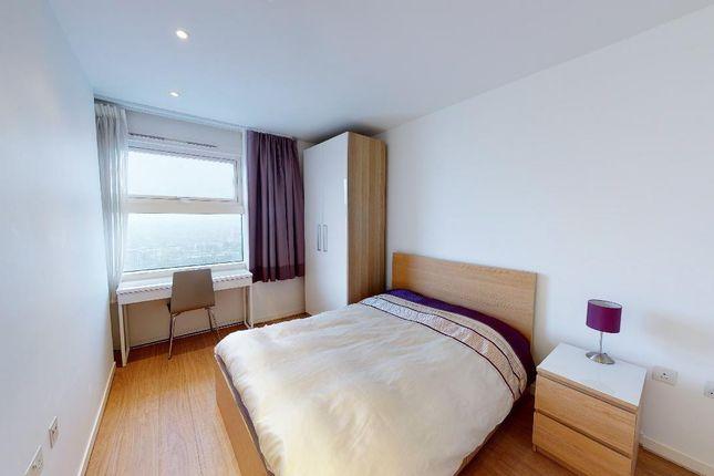 Bedroom : of The Cube East, Wharfside Street, Birmingham B1