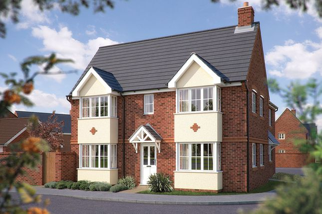 "Thumbnail Property for sale in ""The Sheringham"" at Bowbrook, Shrewsbury"