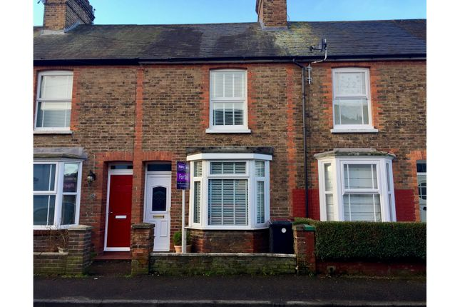 Thumbnail Terraced house for sale in Whyke Lane, Chichester