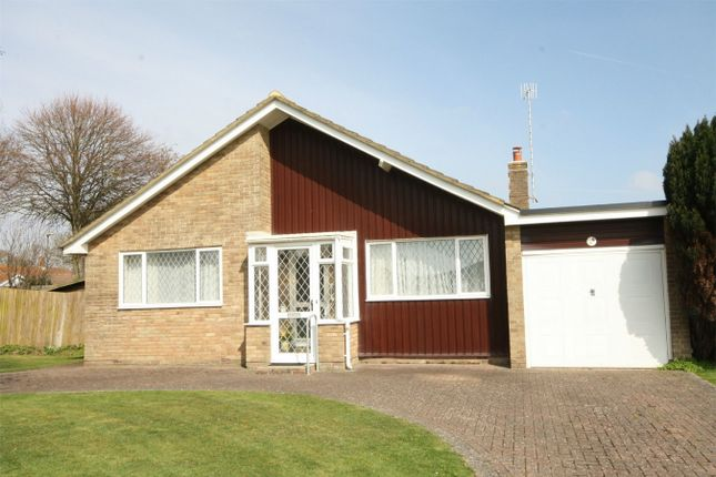 Thumbnail Detached bungalow for sale in Crofton Park Avenue, Bexhill-On-Sea