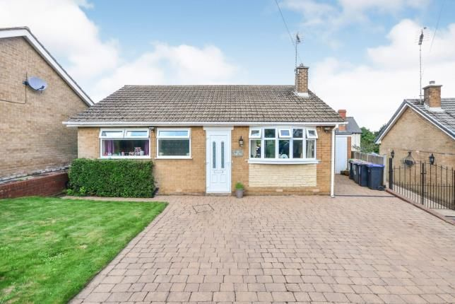 Thumbnail Bungalow for sale in High Tor, Sutton-In-Ashfield