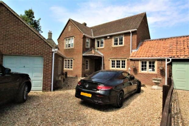Thumbnail Detached house to rent in Main Road, Biddenham, Bedford