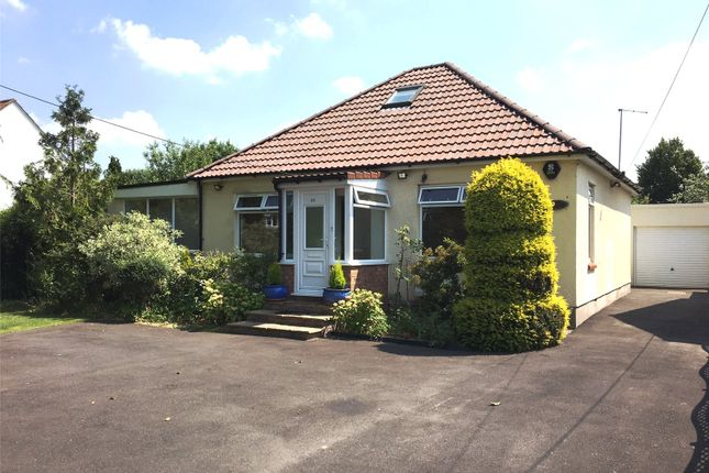 Thumbnail Detached bungalow for sale in Norman Road, Saltford, Near Bath