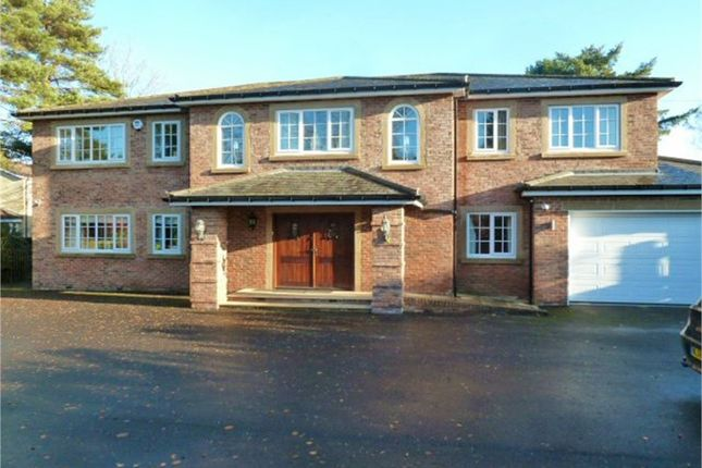 Thumbnail Detached house for sale in Eastern Way, Ponteland, Newcastle Upon Tyne, Northumberland
