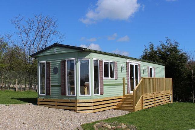 Thumbnail Lodge to rent in Bk Senator, Glen Tarn Caravan Park, Blea Tarn Road, Lancaster