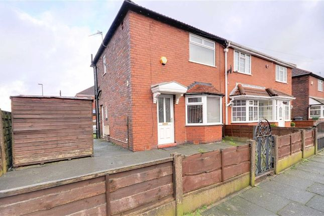 Thumbnail Semi-detached house to rent in Booth Street, Denton, Manchester, Greater Manchester