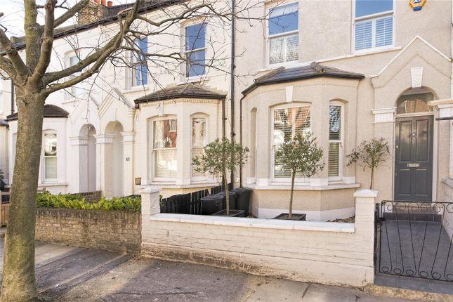 Thumbnail Terraced house for sale in Brocklebank Road, London