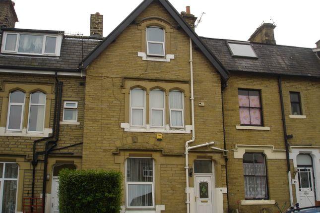 Thumbnail End terrace house to rent in Shipley Fields Road, Shipley